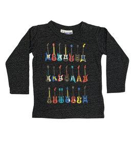 Bit'z Kids Charcoal Guitars Top
