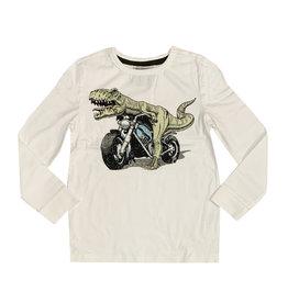 Crumbsnatcher Dino Motorcycle Top