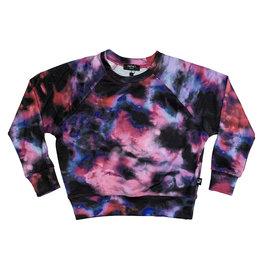 Terez Blurred Lines Crewneck Sweatshirt