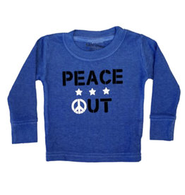 Small Change Blue Peace Out Thermal
