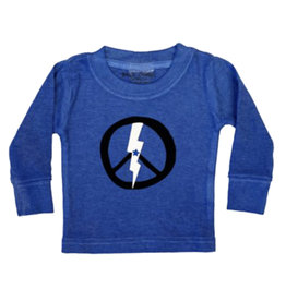 Small Change Blue Peace Bolt Thermal
