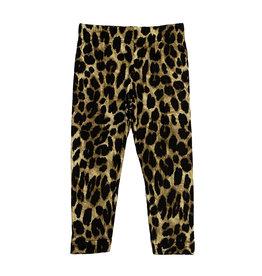 Small Change Leopard Print Toddler Leggings