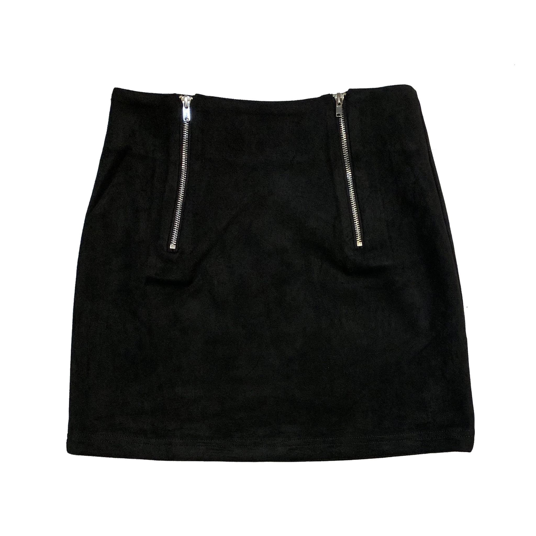 Malibu Sugar Faux Suede Skirt