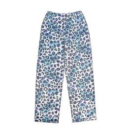 Snow Leopard Plush Lounge Pants