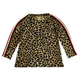Flowers by Zoe Infant Leopard Top with Taping