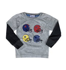 Mish Football Helmets Top