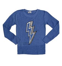 Mish Blue Lightining Bolt Thermal