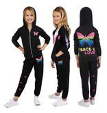 Lauren Moshi Rainbow Butterfly Sweatpant
