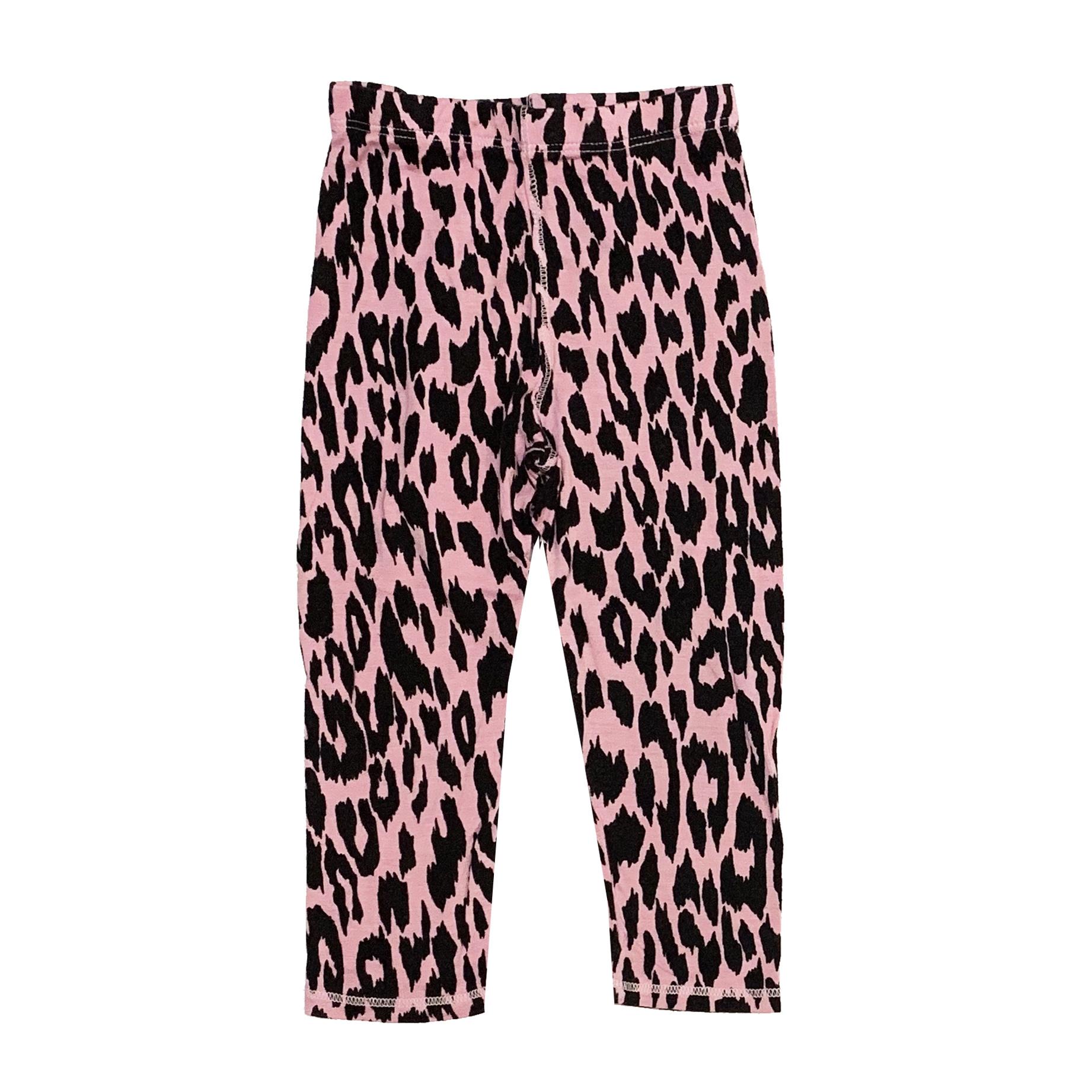 Cozii Pink Leopard Legging