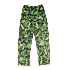 Dino Camo Print Plush Lounge Pants