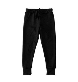 T2Love Black Fitted Jogger