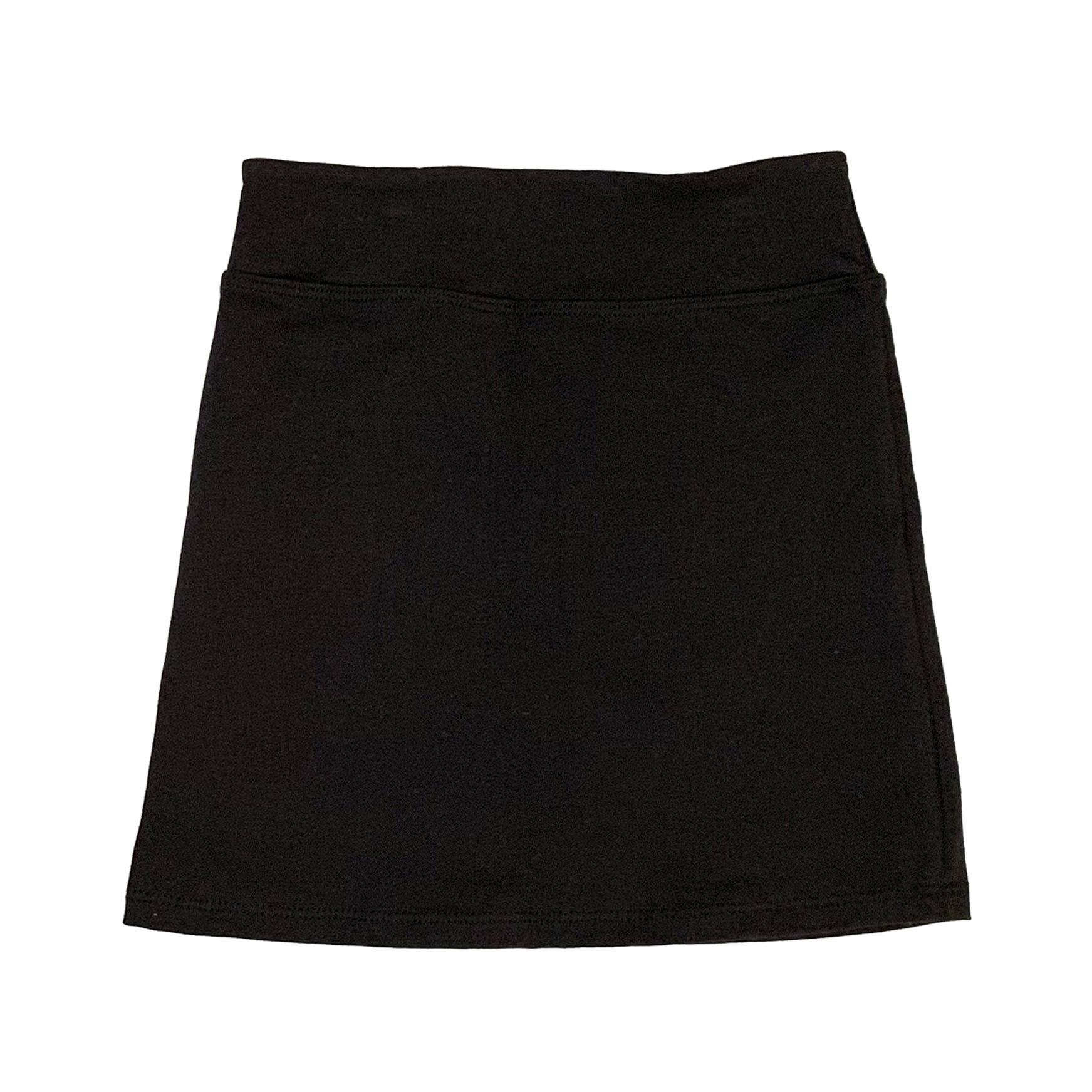 Les Tout Petits Black Banded Skirt