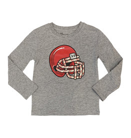 Under Armour Candy Cane Football Top