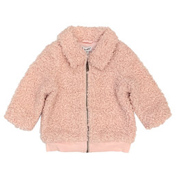 Splendid Faux Fur Plush Jacket