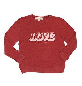 Spiritual Gangster Love Crew Neck Sweatshirt