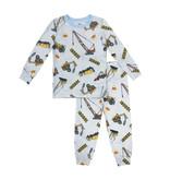 Esme Construction Pajama Set