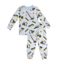 Esme Construction Pajama Set