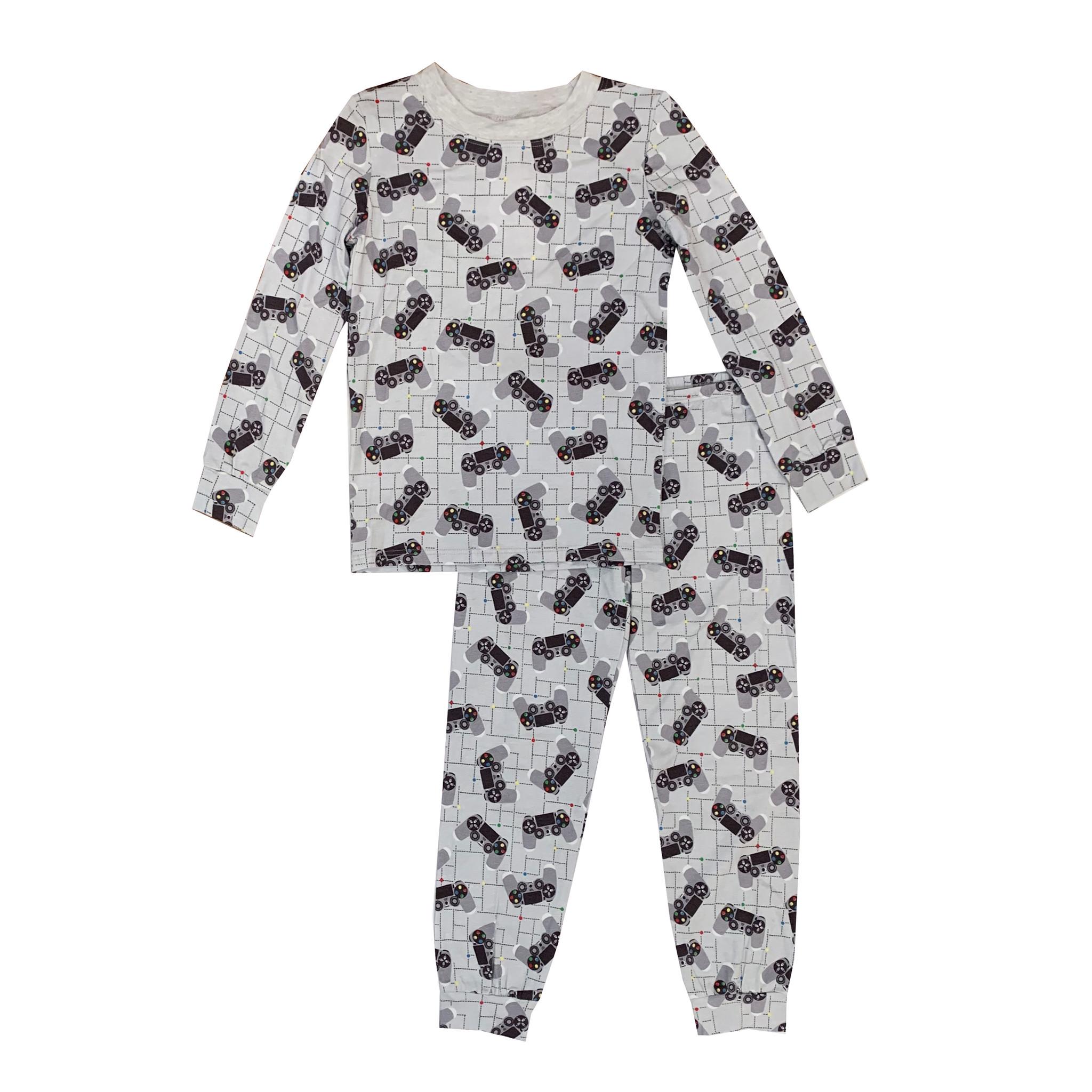 Esme Video Game Pajama Set