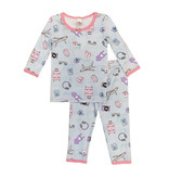 Esme Travel Pajama Set