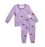 Esme Like & Comment Pajama Set