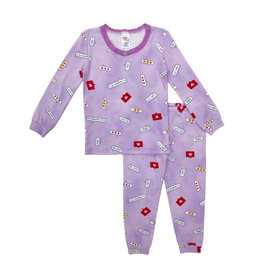 Esme Like & Comment Pajama Set