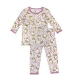 Esme Shimmer Unicorn Pajama Set