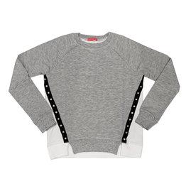Me.N.U Grommet Front Sweatshirt