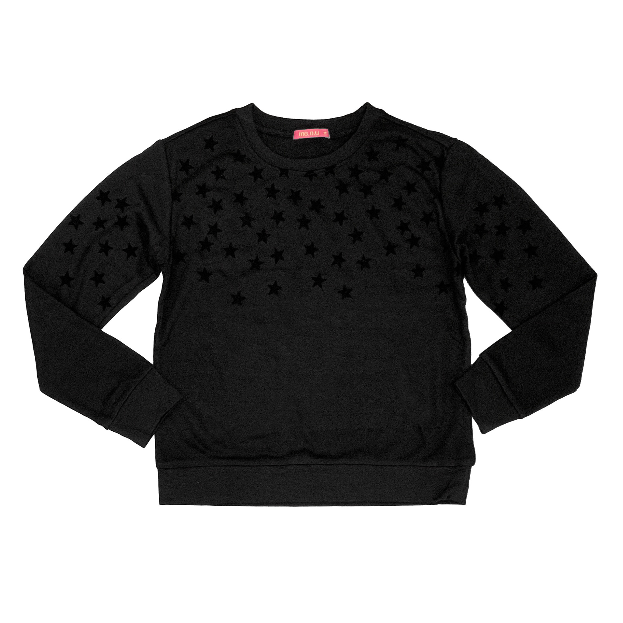 Me.N.U All Over Star Sweatshirt