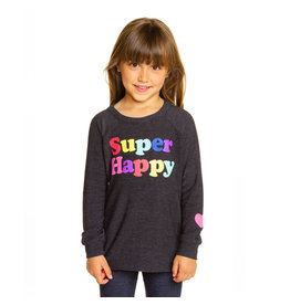 Chaser Super Happy Sweatshirt