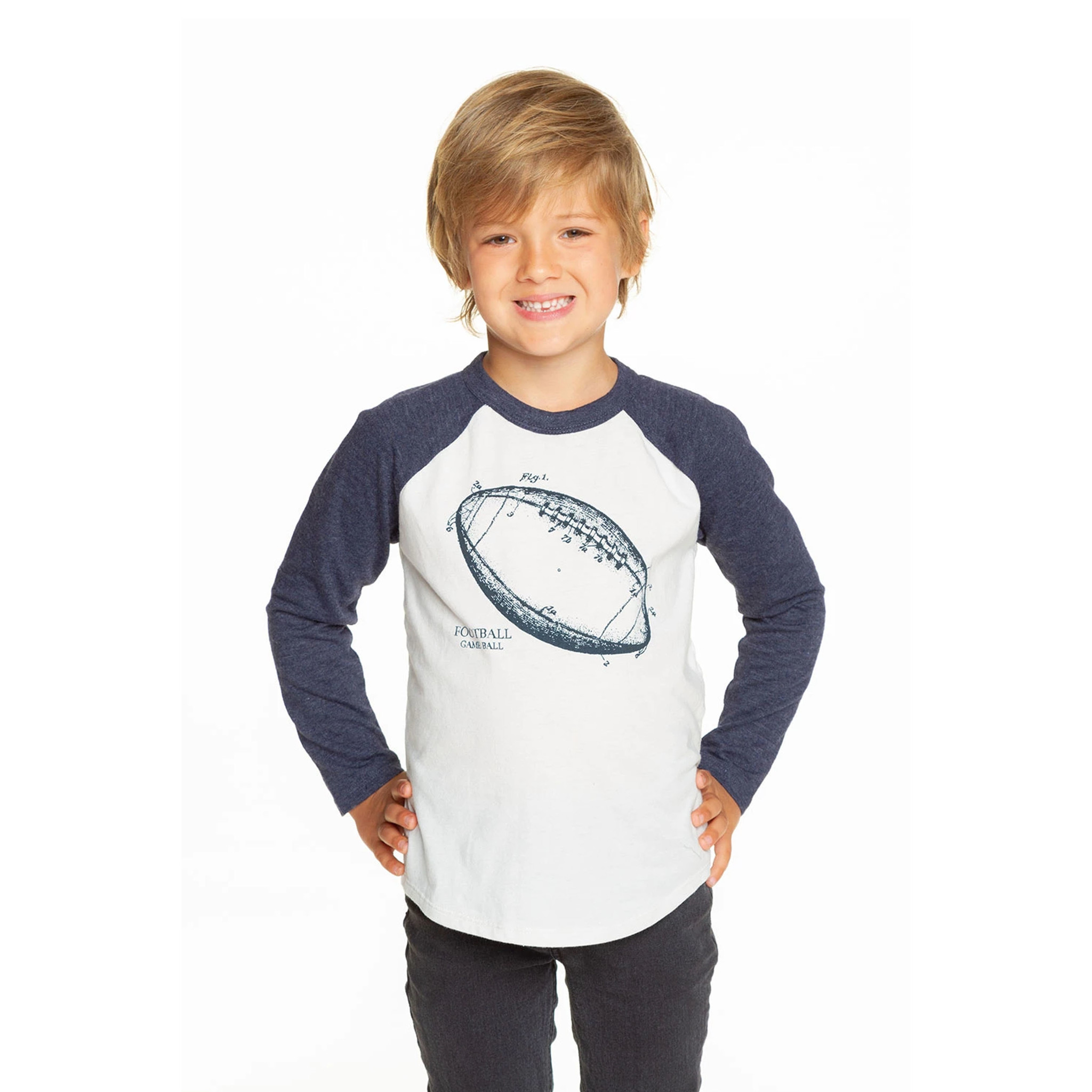 Chaser Football Sketch Top