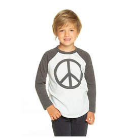 Chaser Peace Sign Top