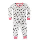 Baby Steps Rainbows Infant PJ Set