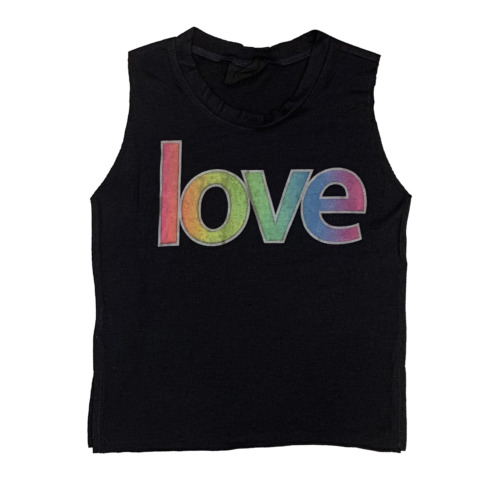 Firehouse Rainbow Love Muscle Tank