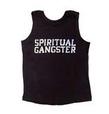 Spiritual Gangster Iridescent Muscle Tank