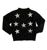Sparkle Star Bomber Jacket