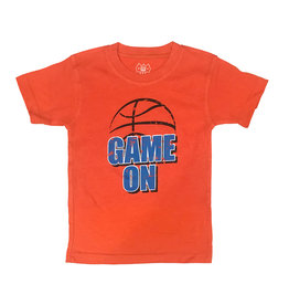 Wes & Willy Orange Game On Tee