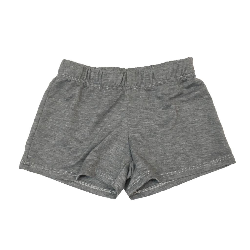 Firehouse Heather Grey Sweat Short