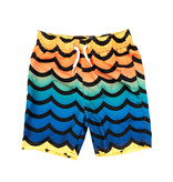 Appaman Ombre Wave Swim Trunks