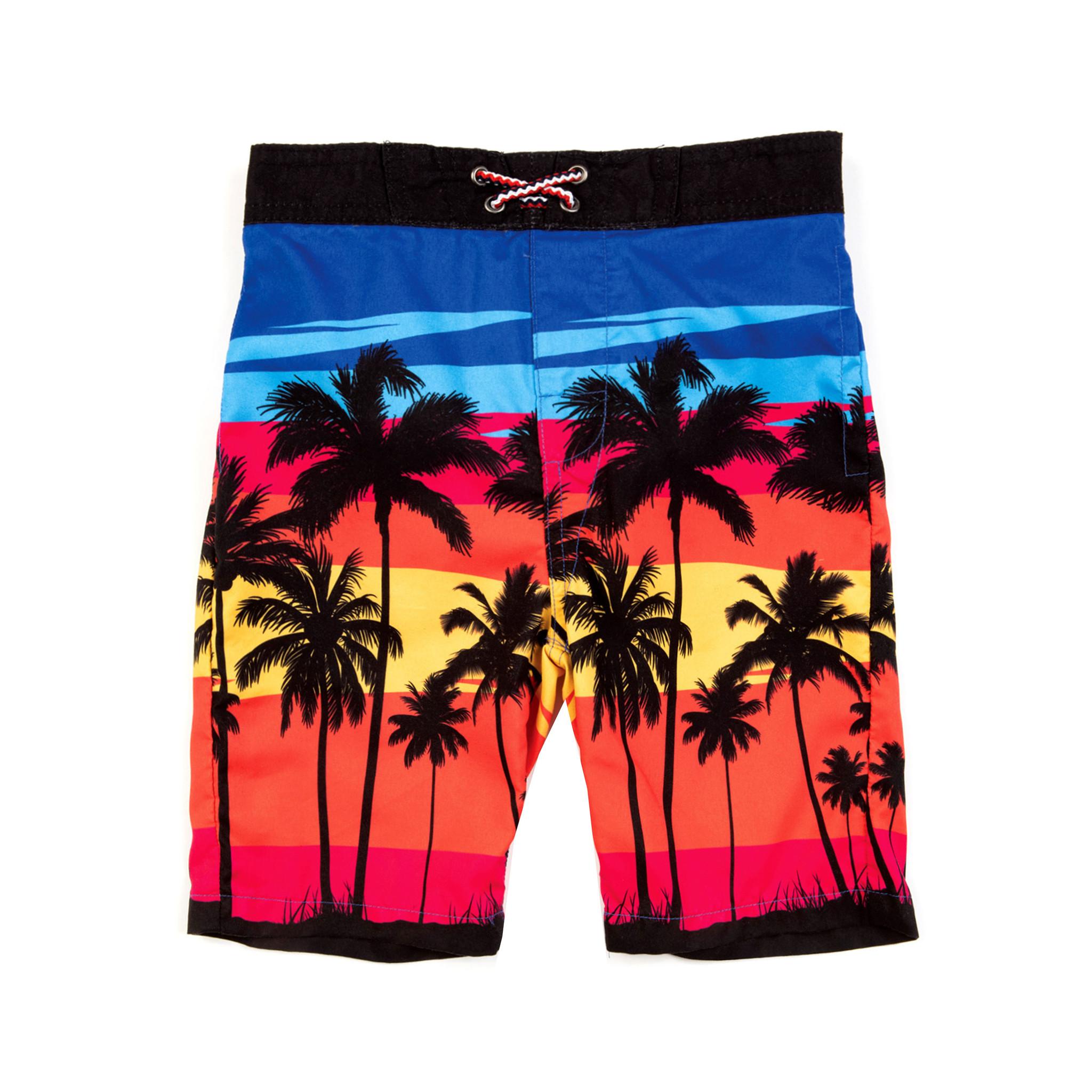 Appaman Sunset Palm Swim Trunks