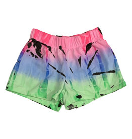 Firehouse Cosmic Tie Dye Short