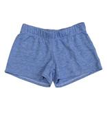 Firehouse Heather Blue Basic Sweat Short