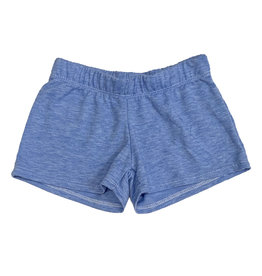 Firehouse Heather Blue Basic Sweat Short