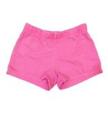 Firehouse Neon Pink Basic Sweat Shorts