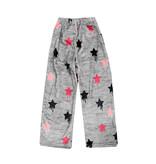 Top Trenz Dripping Star Plush Lounge Pants