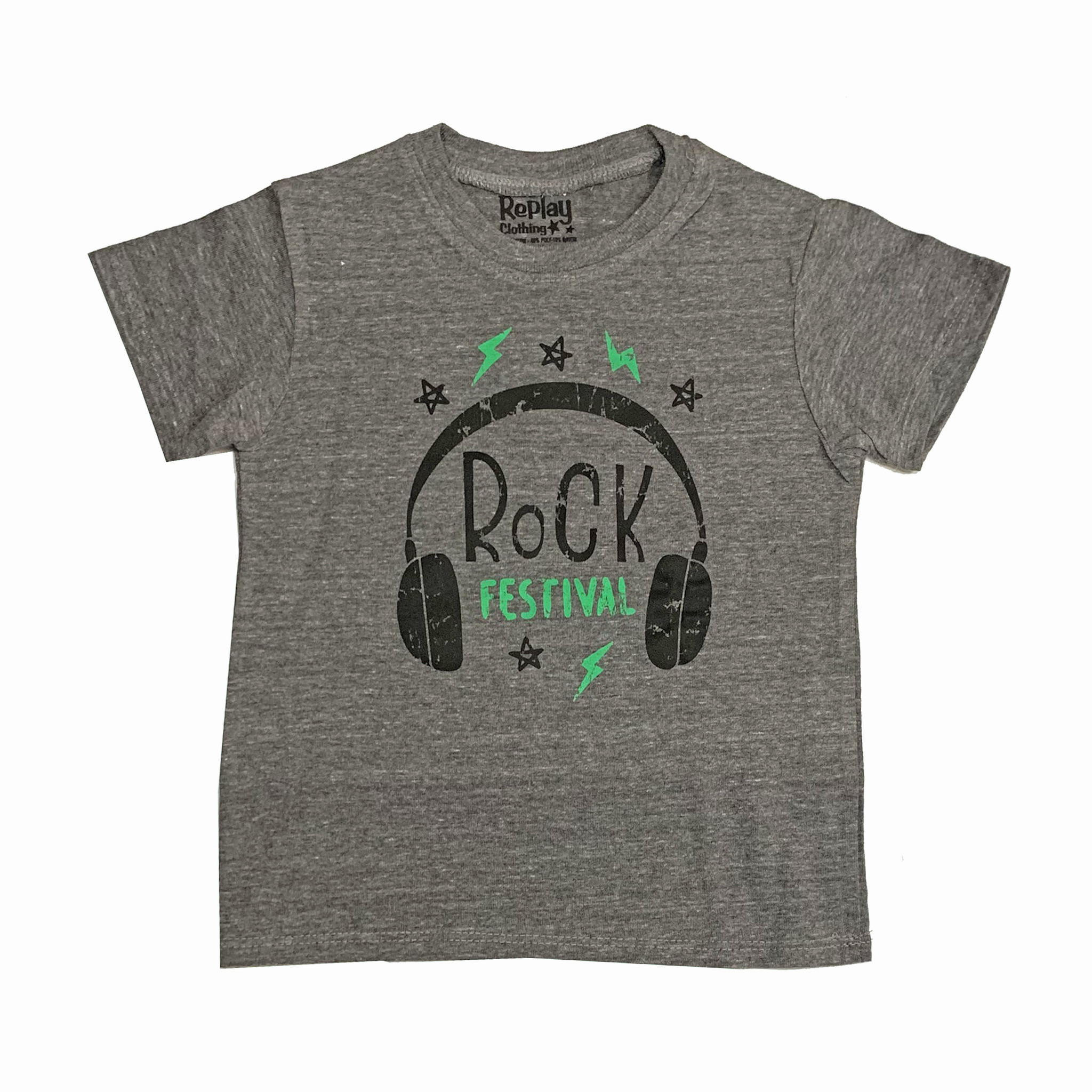 Replay Grey Rock Festival Tee