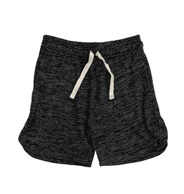 Wes & Willy Infant Charcoal Spacedye Short