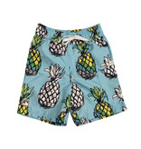 Coral Reef Pineapple Beach Swimshorts