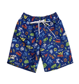 Coral Reef Royal Surf Trip Swimshorts
