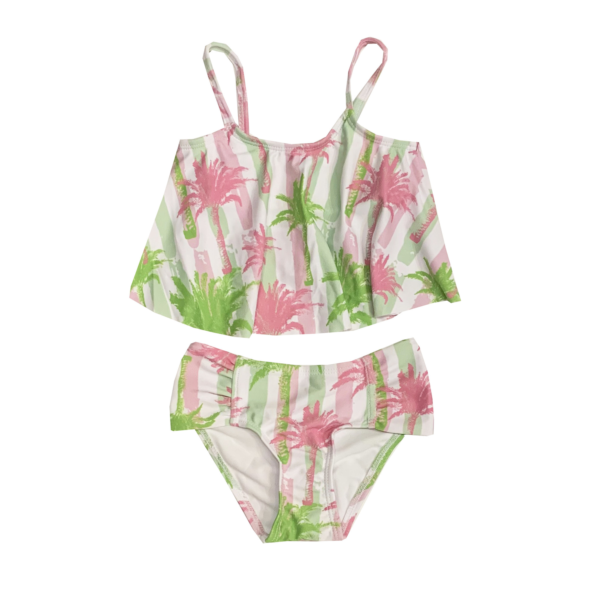 Coral Reef Infant Miami Palm Tankini