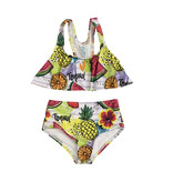 Coral Reef Infant Sliced Fruit Bikini